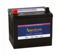 Автомобильный аккумулятор  American 75 Ач 230x173x200