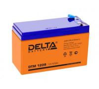 Аккумулятор Delta DTM 1209 (12 вольт 9 ампер)