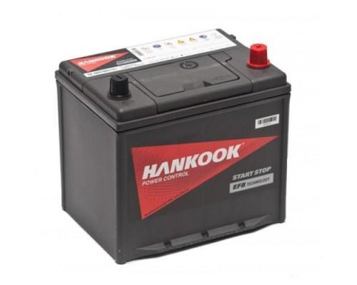 Автомобильный аккумулятор  Hankook 68 Ач