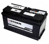Автомобильный аккумулятор  Storm 100 Ач 353x175x190