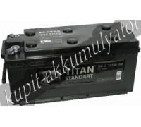 Грузовой аккумулятор Titan 190 Ач 513x223x223