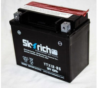 Мото аккумулятор  10 Ач 150x87x130