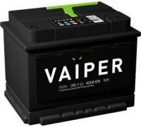 Автомобильный аккумулятор  Vaiper 55 Ач 242x175x190