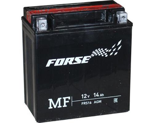 Мото аккумулятор Forse 16 Ач