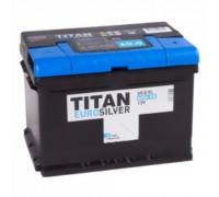 Автомобильный аккумулятор  Titan 60 Ач 242x175x175