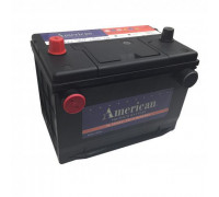 Автомобильный аккумулятор  American 95 Ач 260x175x190