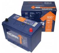 Автомобильный аккумулятор  Norr 100 Ач 306x173x225