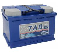 Автомобильный аккумулятор  Tab 75 Ач 278x175x190