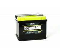 Автомобильный аккумулятор  Dominator 60 Ач 242x175x190