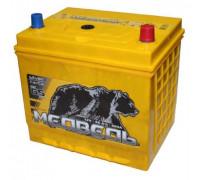 Автомобильный аккумулятор  Тюменский Медведь 65 Ач 230x173x220