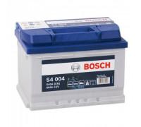 Автомобильный аккумулятор  Bosch 60 Ач 242x175x175