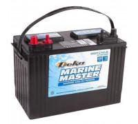 Лодочный аккумулятор Deka 95 Ач 260x171x236