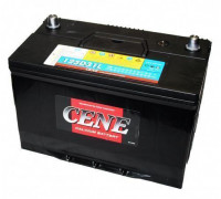 Автомобильный аккумулятор  Cene 105 Ач 306x173x225