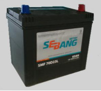 Автомобильный аккумулятор  Sebang 65 Ач 232x175x225