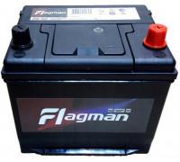 Автомобильный аккумулятор  Flagman 60 Ач 206x175x203