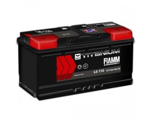 Автомобильный аккумулятор  Fiamm 110 Ач