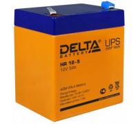 Аккумулятор Delta HR 12-5 (12 вольт 5 а.ч)