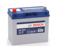 Автомобильный аккумулятор  Bosch 45 Ач 238x129x227