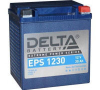 Мото аккумулятор Delta 30 Ач 166x130x175