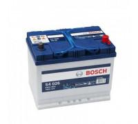 Автомобильный аккумулятор  Bosch 70 Ач 261x175x220