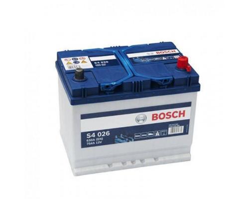 Автомобильный аккумулятор  Bosch 70 Ач