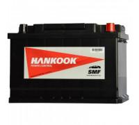 Автомобильный аккумулятор  Hankook 75 Ач 278x175x190