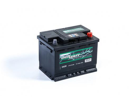 Автомобильный аккумулятор   60 Ач