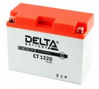 Аккумулятор Delta CT 1220 (Y50-N18L-A3, YTX24HL-BS, YTX24HL) (12 вольт 20 ампер)