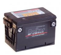 Автомобильный аккумулятор  Delkor 95 Ач 260x178x186