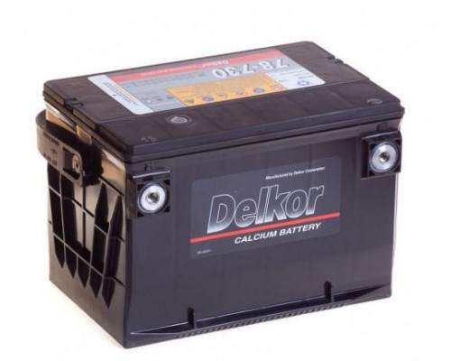Автомобильный аккумулятор  Delkor 95 Ач