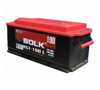 Грузовой аккумулятор Bolk 190 Ач 513x223x223