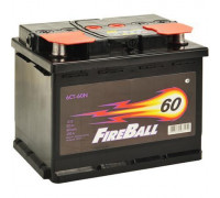 Автомобильный аккумулятор  Fire Ball 60 Ач 242x175x190
