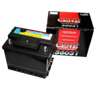 Автомобильный аккумулятор  Cene 60 Ач 242x175x190