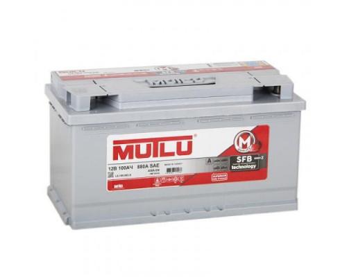 Автомобильный аккумулятор  Mutlu 100 Ач