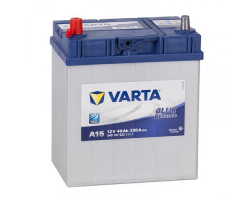Автомобильный аккумулятор  Varta 40 Ач