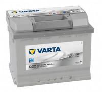 Автомобильный аккумулятор  Varta 63 Ач 242x175x190