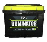 Автомобильный аккумулятор  Dominator 65 Ач 242x173x190
