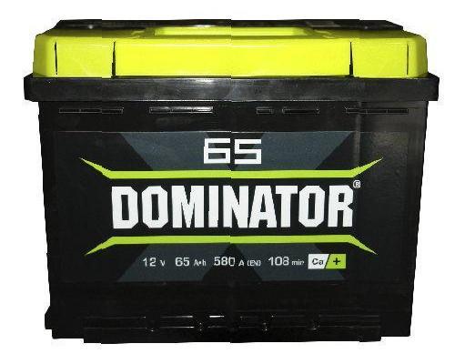 Автомобильный аккумулятор  Dominator 65 Ач