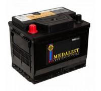 Автомобильный аккумулятор  Medalist 50 Ач 205x170x205
