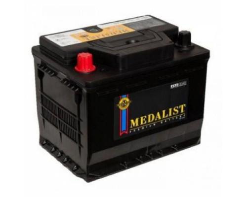 Автомобильный аккумулятор  Medalist 50 Ач