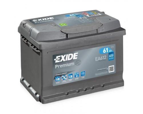 Автомобильный аккумулятор  Exide 61 Ач
