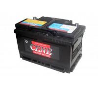 Автомобильный аккумулятор  Cene 75 Ач 278x175x175