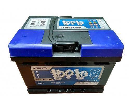 Автомобильный аккумулятор  Topla 62 Ач