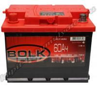 Автомобильный аккумулятор  Bolk 60 Ач 242x175x190