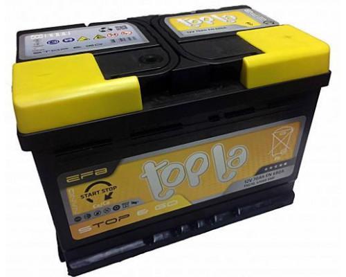Автомобильный аккумулятор  Topla 70 Ач