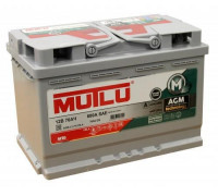 Автомобильный аккумулятор  Mutlu 70 Ач 278x175x190