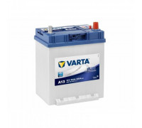 Автомобильный аккумулятор  Varta 40 Ач 187x140x227