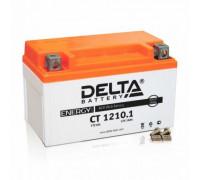 Мото аккумулятор Delta 10 Ач 150x86x93