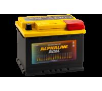 Аккумулятор Alphaline 60 Ач 242x175x190