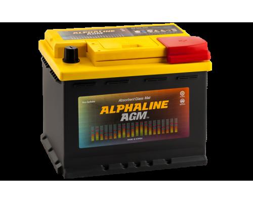 Аккумулятор Alphaline 60 Ач
